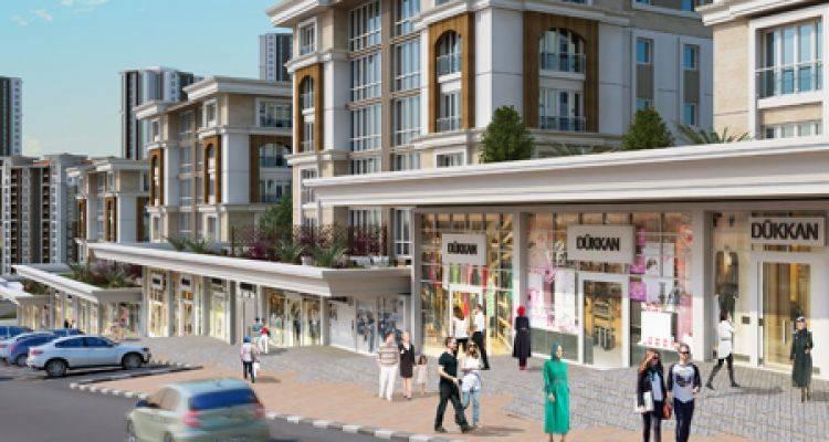 Kiptaş Vaditepe Bahçeşehir 1. Etap Dükkanları Yarın Satışta