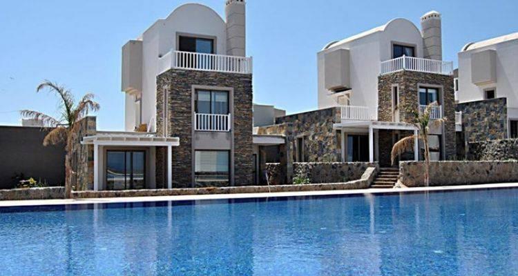 Azure Villaları'nda Günlük Kiralar 350 Lira