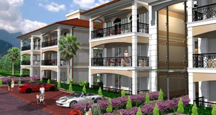 Palm City 2 Antalya'da 270 Bin TL'den Başlayan Fiyatlarla
