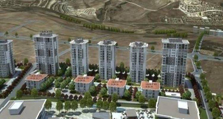 Bahçekent Emlak Konutları 2. Kısım İçin Kısmi Geçici Kabul Tutanağı Onaylandı