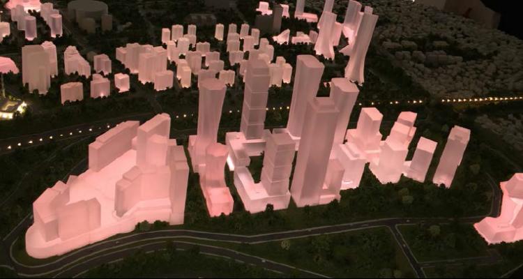 Finans Merkezi AVM Projesi ÇED'ten Geçti