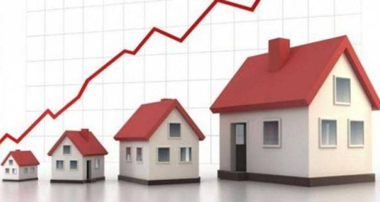 Konut Fiyat Endeksi Ekim'de Arttı
