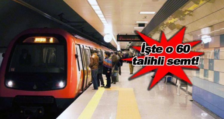 2016'da Metronun Geleceği Semtler!