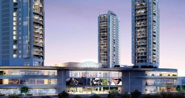 Sur Yapı Marka AVM Nisan 2017'de Açılıyor