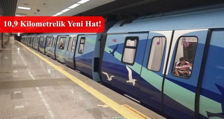 Üsküdar Çekmeköy Metro Hattı Uzatılıyor