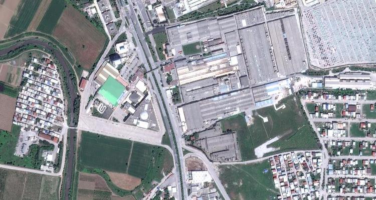 Türker Proje Gayrimenkul Bursa Arsasını Alpiş İnşaat'a Sattı