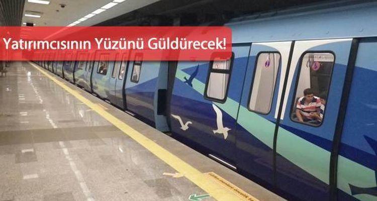 Metro Hattı Bu Bölgeyi İhya Etti