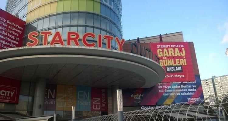 Starcity AVM'nin Devri İçin Başvuru Yapıldı