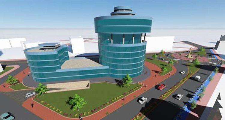 Çaycuma Belediye Binası 4 Ocak'ta İhaleye Çıkıyor