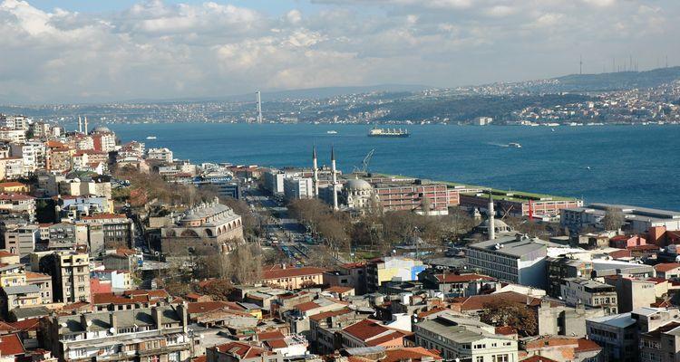 Beyoğlu'nda Bu 6 Mahalle Kentsel Dönüşüm Alanı İlan Edildi