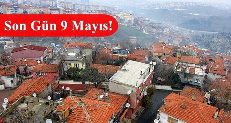 Gaziosmanpaşa'da 10 Bin Evi İlgilendiren Karar