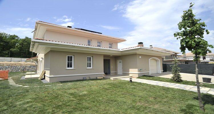 Kasaba Evleri Ömerli'de Yeni Tip Villalar Satışta