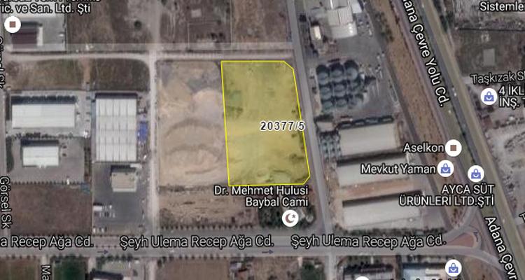 Konya Karatay'da 15 Milyon TL'ye Satılık Arsa