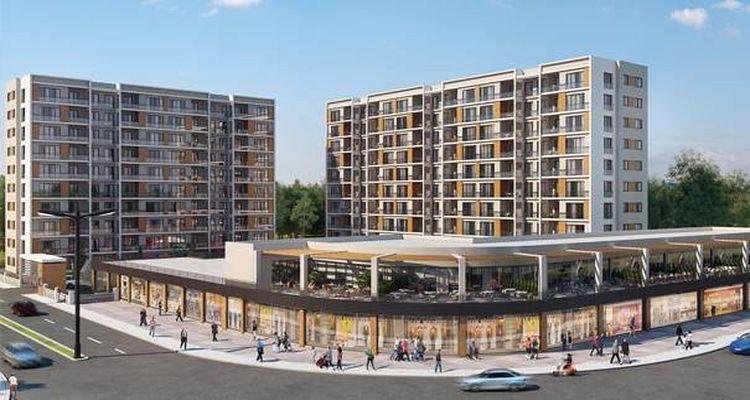Siltaş Nova Park Projesinde 640 Bin TL'ye 3+1