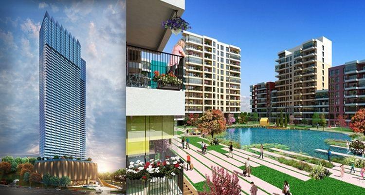 Sinpaş GYO'ya European Property Awards'tan 5 Ödül