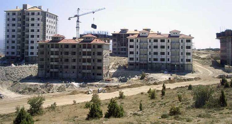 TOKİ Konya Beyşehir Konutları'na Büyük İlgi
