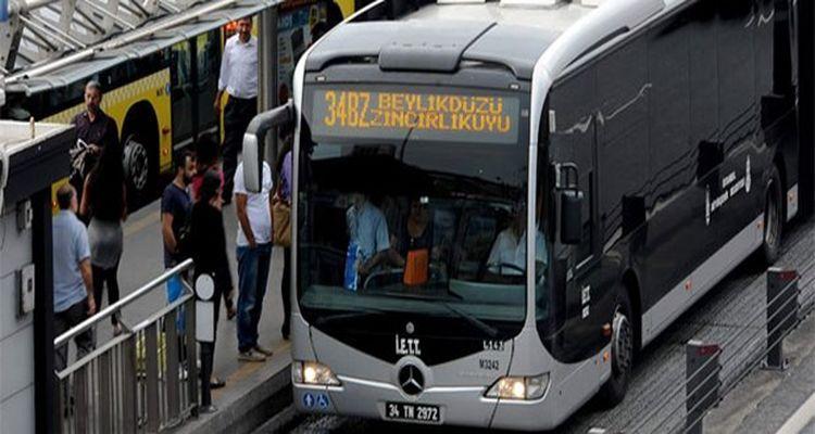İstanbul'da Ücretsiz Ulaşım Uzatıldı