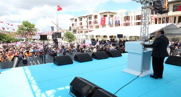 Eyüp'te 66 Milyon TL'lik Yeni Yatırım Hizmete Açıldı
