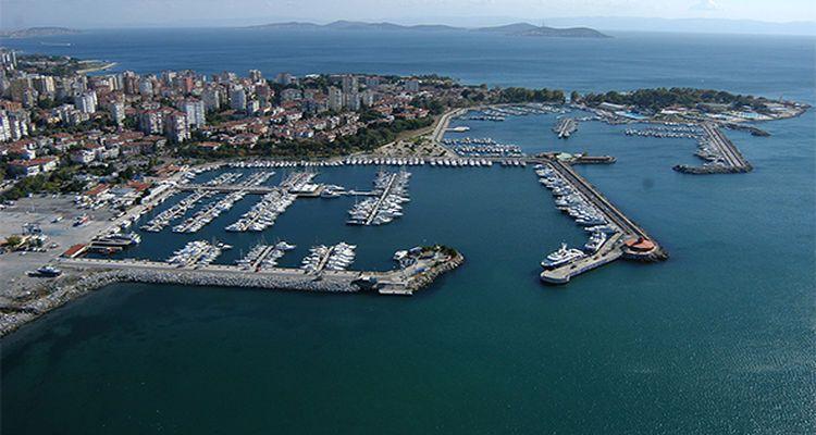 Fenerbahçe – Kalamış Yat Limanı Projesine ÖYK'den Onay