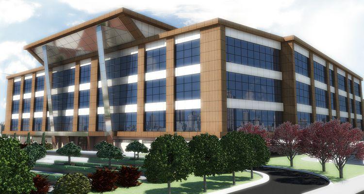 'Özürlü Otopark' Belediye Binası Oldu!