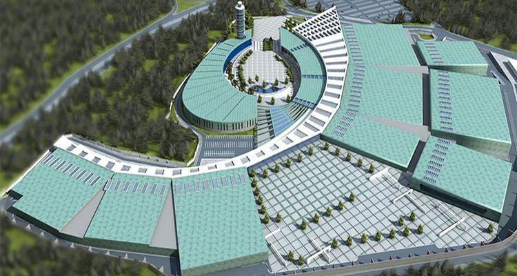 İzmir'in Yeni Fuar Alanı Projesi Durduruldu