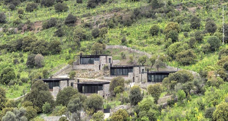 Gümüş Su Villaları Projesinde 1 Milyon 450 Bin Euro