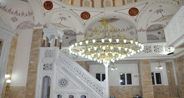 Arnavutluk İşkodra'da Trush Cami Tika Desteğiyle Hizmete Açıldı!