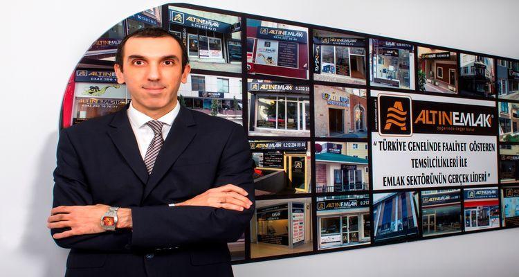 Altın Emlak Yıl Sonuna Kadar 14 Ofis Açmayı Hedefliyor!