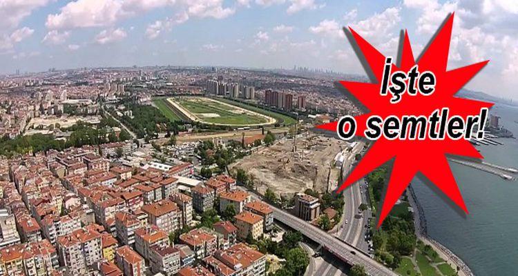 Bakırköy'de Bu Semtlerin İmar Planı Askıya Çıktı!