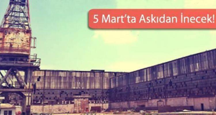 Beyoğlu Camiikebir Mahallesi Özel Proje Alanı İmar Planı Askıda