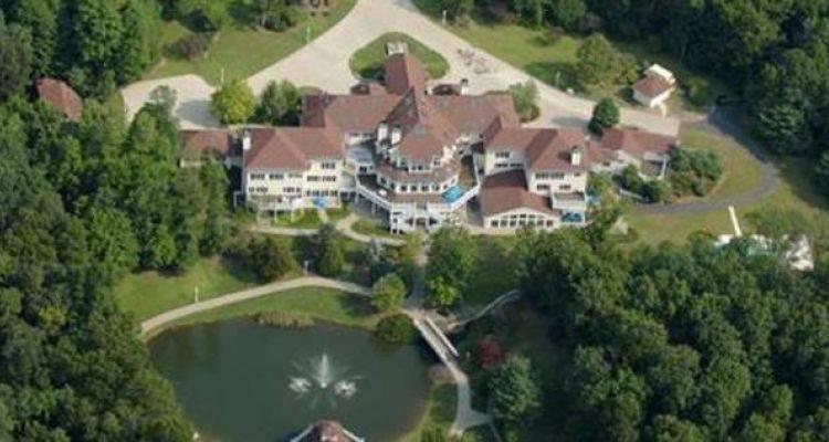 50 Cent'in Malikanesi Huzur Evi Oluyor
