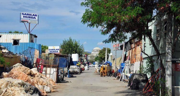 Antalya Kepez'de 2 Sanayi Sitesi Yenileniyor!