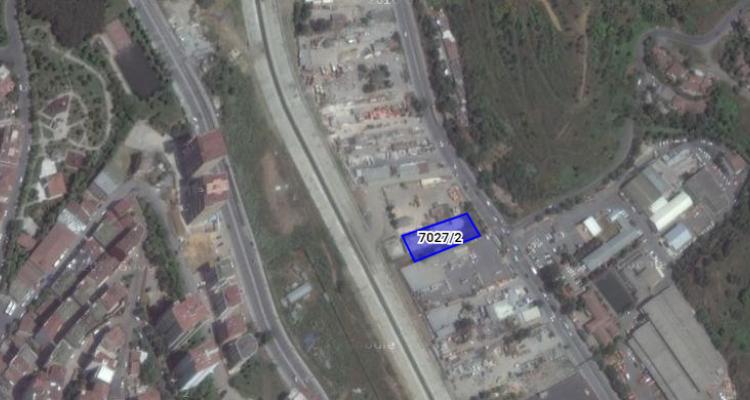İBB Kağıthane Arsasını Satışa Çıkarıyor