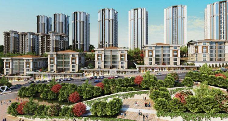 Kiptaş Vaditepe Bahçeşehir'de 3 Farklı Ödeme Seçeneği