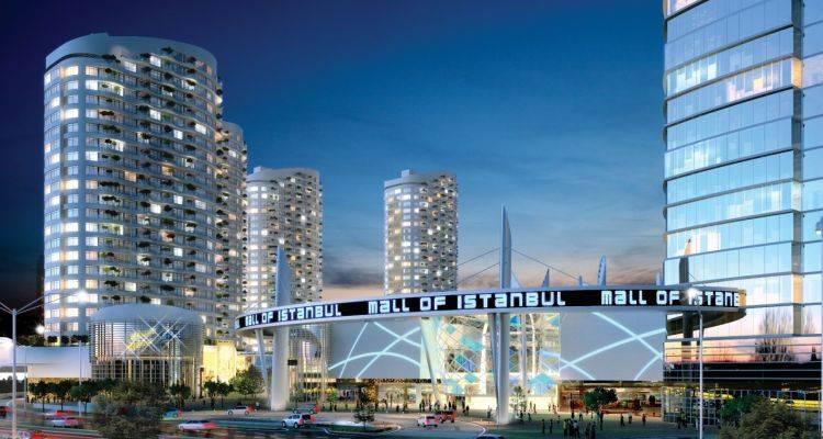 Mall Of İstanbul'da 1+0 'lar 287 Bin TL
