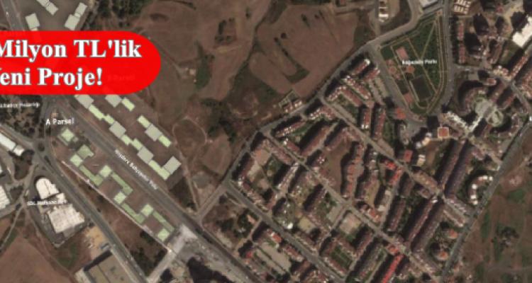 Akzirve'den Başakşehir Hoşdere'de 2 bin 440 Konutluk Yeni Proje