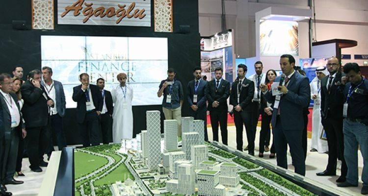 Ağaoğlu Şirketler Grubu Dubai Cityscape 2015'te!
