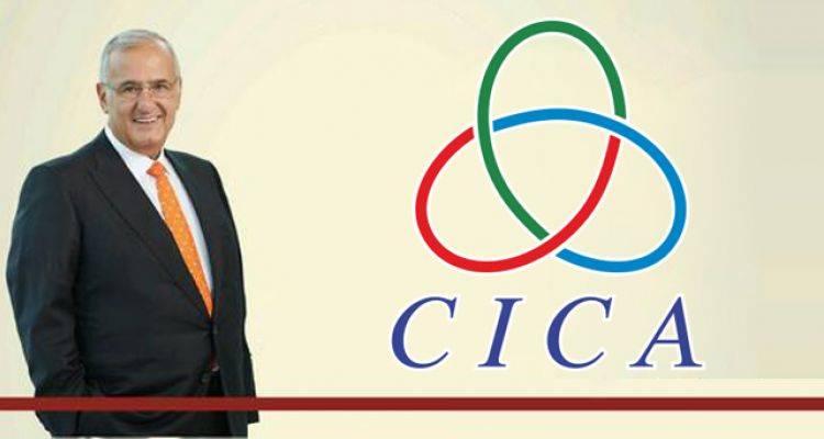 CICA'ya Türk Başkan