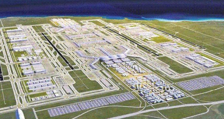 'Recep Tayyip Erdoğan Havalimanı'