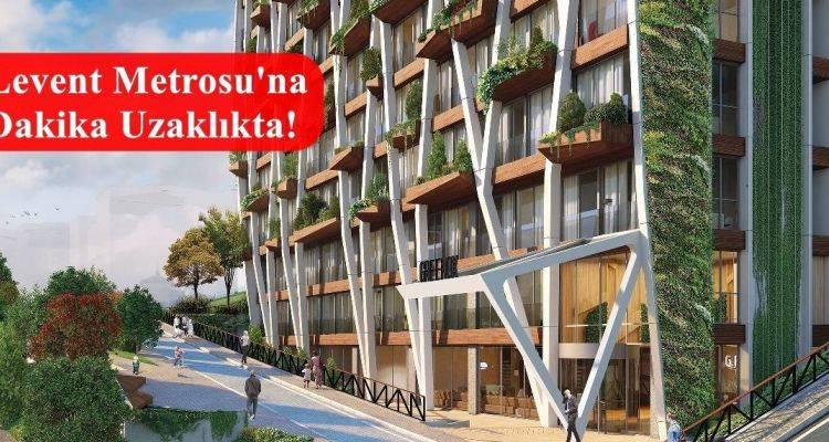 Greenox Urban Residence 390 Bin TL'den Satışa Çıktı