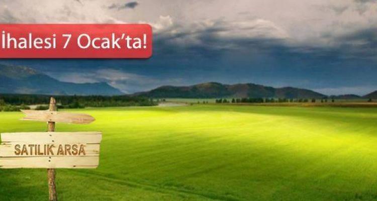 Erzurum Büyükşehir Belediyesi'nden Palandöken'de Satılık 6 Arsa