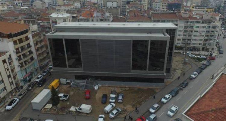 Türkiye'nin En Büyük Otoparkı Mart Ayında Açılıyor