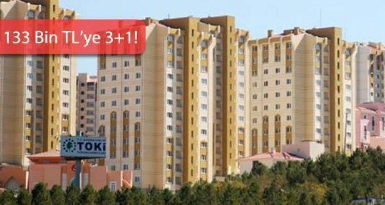 Ankara Mamak Yatıkmusluk Toki Evleri Başvuruları 24 Mart'ta Başlıyor