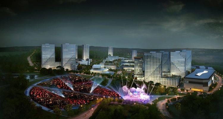 1 Milyon Metrekarelik Dev Proje: Northgate Ankara
