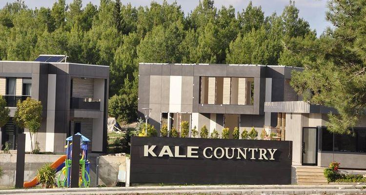 Kale Country Çanakkale'de Oturuma Hazır!
