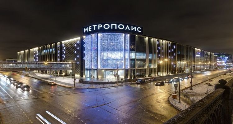 Esta'nın Moskova'daki Alışveriş Merkezine Büyük Ödül !