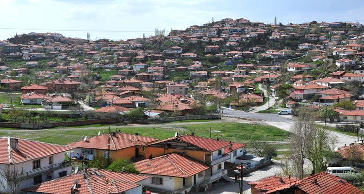 Ankara Altındağ Örnek Mahallesi Riskli Alan İlan Edildi