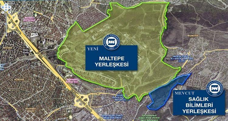 Maltepe Kenan Evren Kışlası Marmara Üniversitesi'nin Oldu!