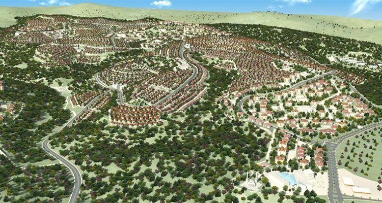 10 Bin Konutluk Yaylaşehir Projesinin İhalesi Sonuçlandı