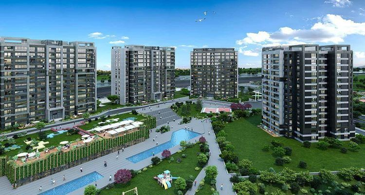 3. İstanbul Başakşehir projesinden 60 aya sıfır faiz imkanı